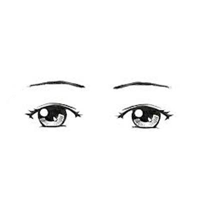 كيف ترسم العين