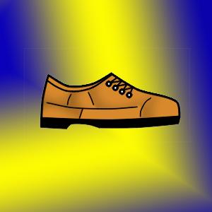تعليم رسم حذاء