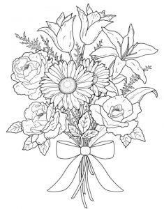 فن الخط سعال قليل رسم ازهار وورود Dsvdedommel Com