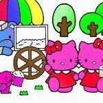 تلوين للاطفال - مجموعة من الرسومات الجاهزة للتلوين